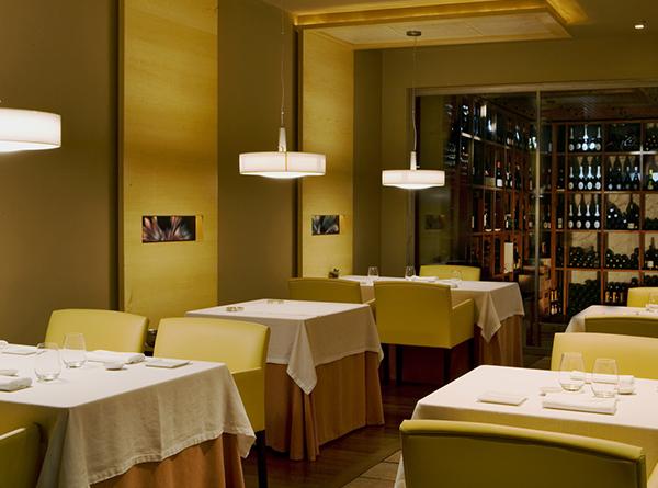 Sala comedor - Restaurante Alejandro