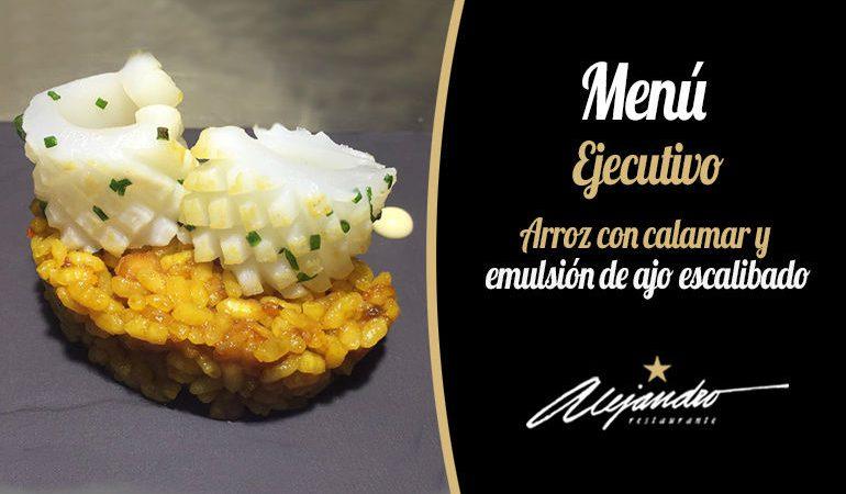 Menú Restaurante Almería