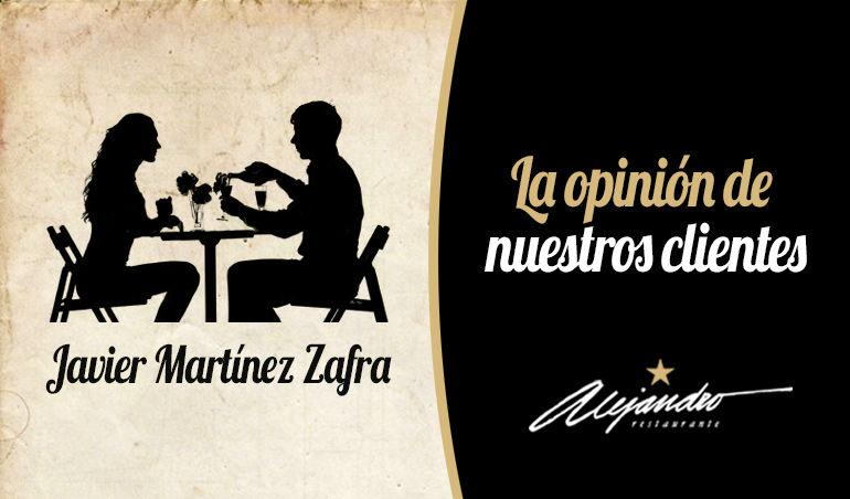 Opinión Menú Ejecutivo Restaurante Alejandro
