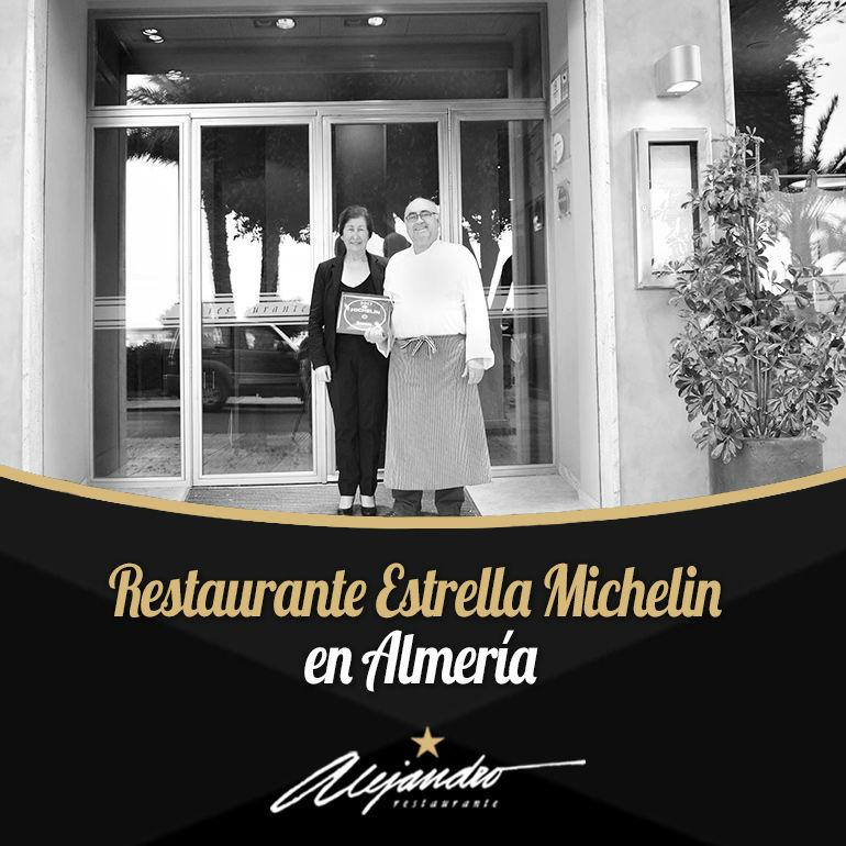 Restaurante Estrella Michelin Almería