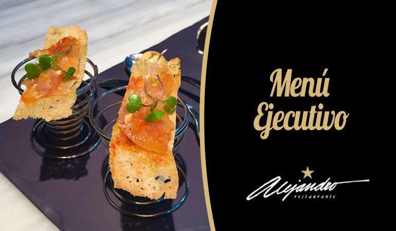 Menú Estrella Michelin 28 euros
