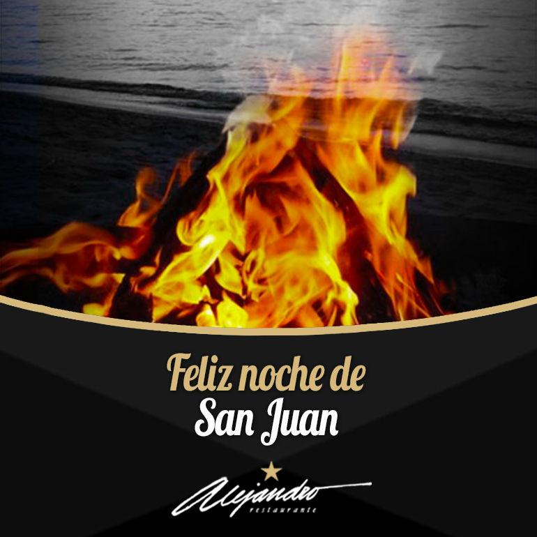 Noche San Juan Almería