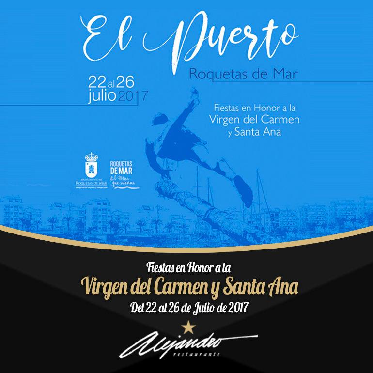 Fiestas del Puerto Roquetas de Mar