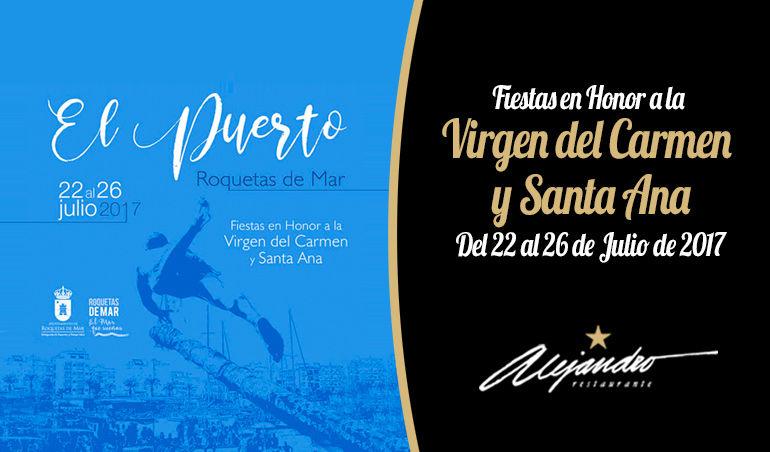 Fiestas del Puerto de Roquetas de Mar