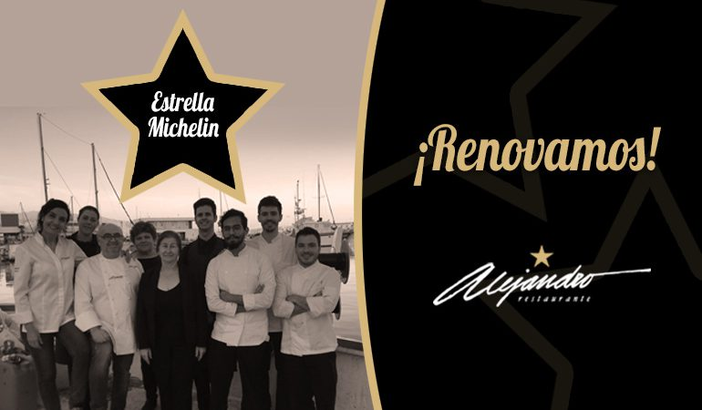 Estrella Michelin Almería