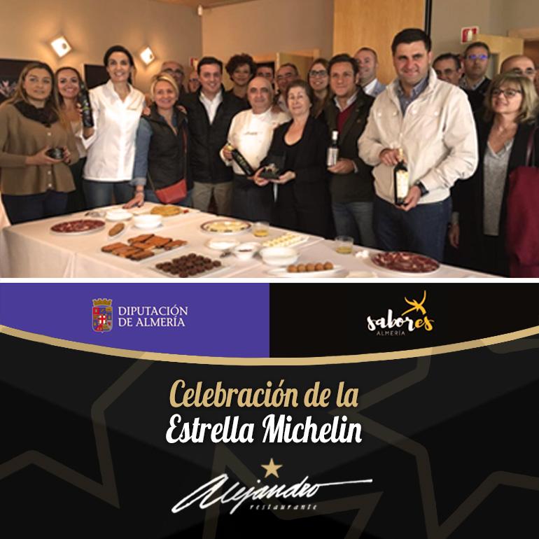 Estrella Michelin Restaurante Alejandro