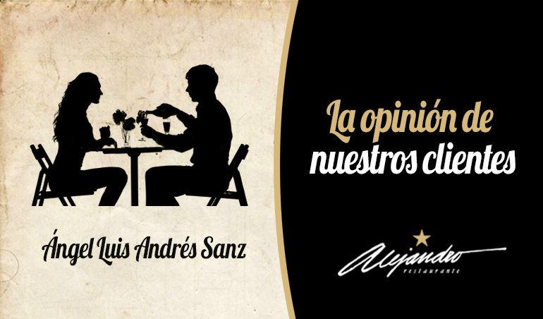Opinión restaurante Almería Restaurante Alejandro