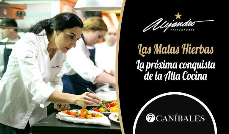 Yolanda García en 7 caníbales revista gastronómica