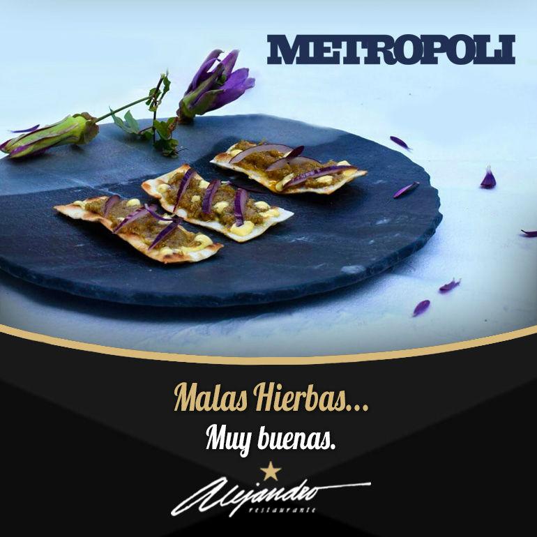 Metropoli Malas Hierbas