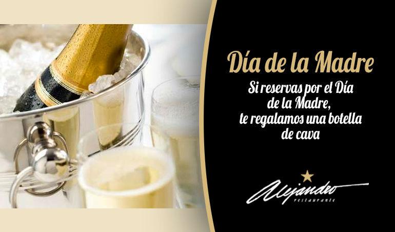 Celebrar el Día de la madre restaurantes Almería
