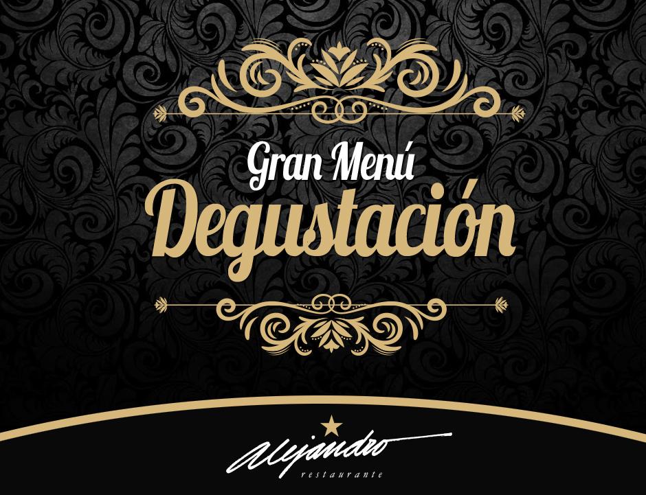 Gran Menú Degustación