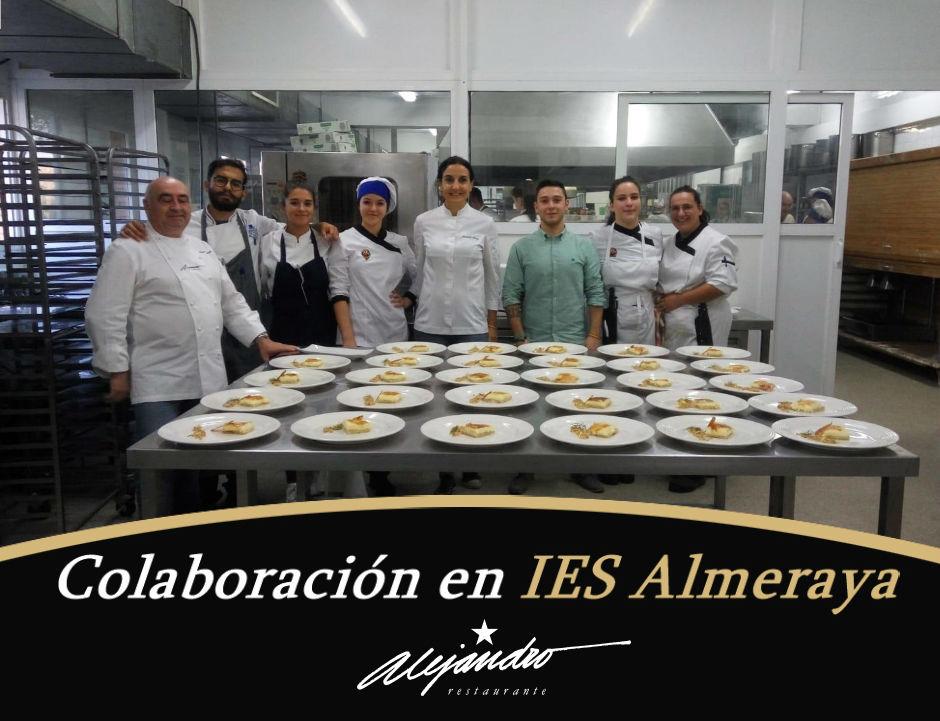 Colaboración con IES Almeraya
